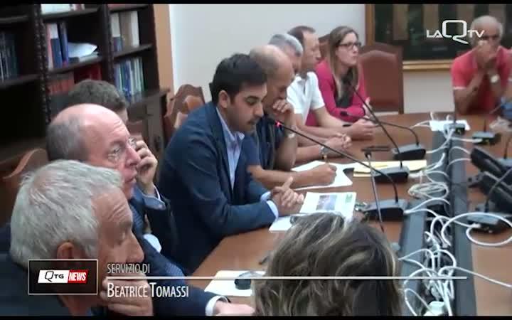 COMMISSIONE CONSILIARE: REPORT SU RICOSTRUZIONE