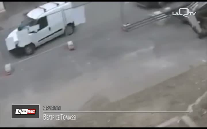 CASTEL DEL MONTE: POLEMICA PER INTERVENTI STRADALI