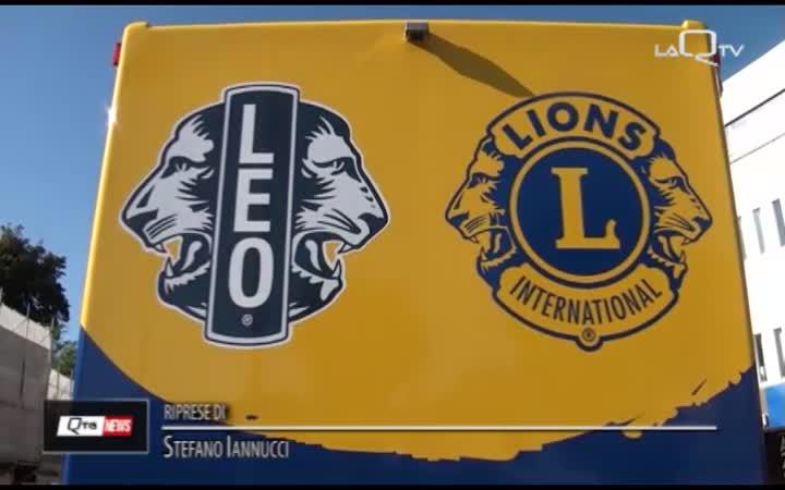 CONTROLLI DELLA VISTA: IN CAMPO IL LIONS L'AQUILA
