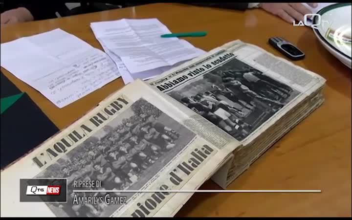 POLISPORTIVA L'AQUILA RUGBY 2019/2020: SU IL SIPARIO