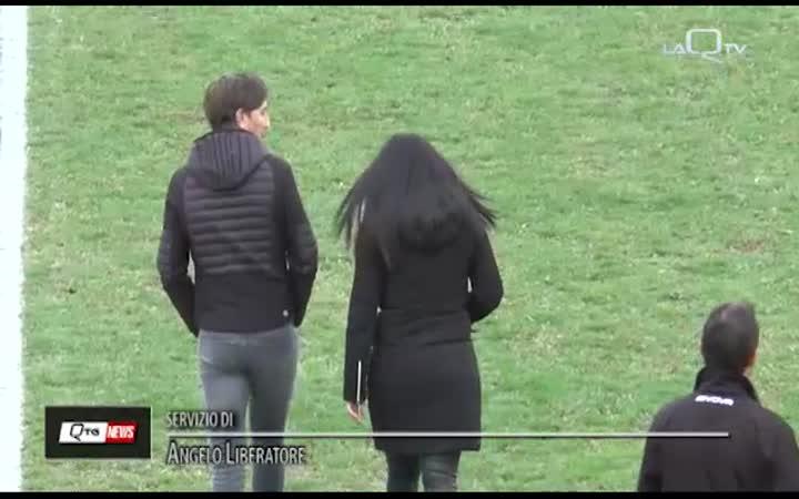 L'AQUILA, RETI BIANCHE A MONTORIO