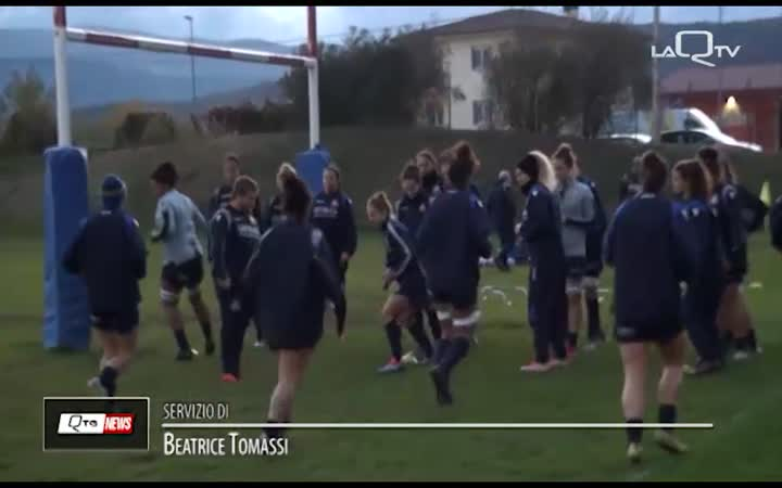 RUGBY: ALL'AQUILA TEST MATCH ITALIA-GIAPPONE