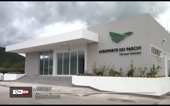 AEROPORTO AQ, TAR DA RAGIONE A COMUNE: LEGITTIMA REVOCA ALLA XPRES