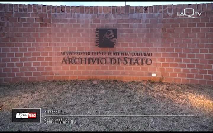 I DIECI ANNI DEL NUOVO ARCHIVIO DI STATO AQUILANO