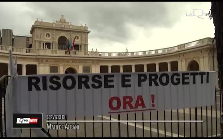 DANNI MAREGGIATE: PROTESTA BALNEARI IN CONSIGLIO REGIONALE