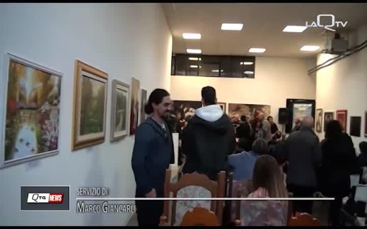 KALOS ARRIVA ALL'AQUILA ALLA GALLERIA PATINI FINO AL 15 DICEMBRE