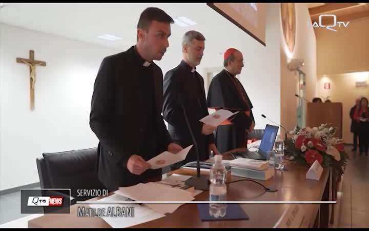 L'AQUILA: ISTITUTO SUPERIORE SCIENZE RELIGIOSE, AL VIA ANNO ACCADEMICO