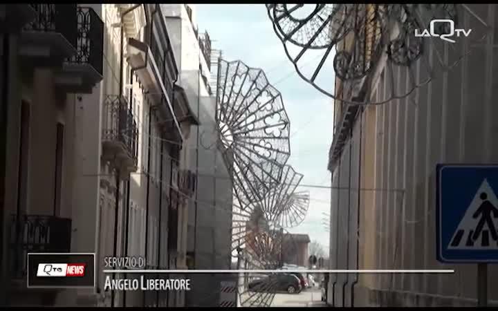 L'AQUILA, LUCI D'ARTISTA: TUTTO PRONTO PER L'EDIZIONE 2.0