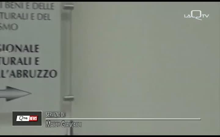 SOPRINTENDENZA: PARLA STEFANIA PEZZOPANE: RISTABILITA LA GIUSTIZIA