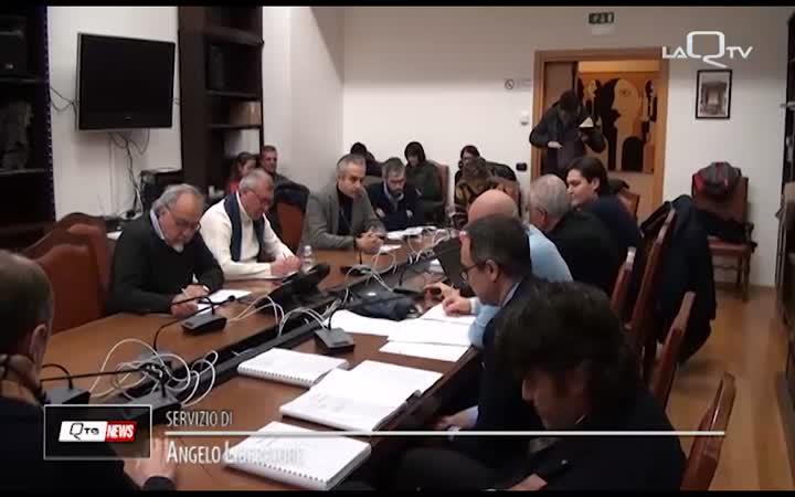 L'AQUILA: SPRAR E BILANCIO IN COMMISSIONE GARANZIA
