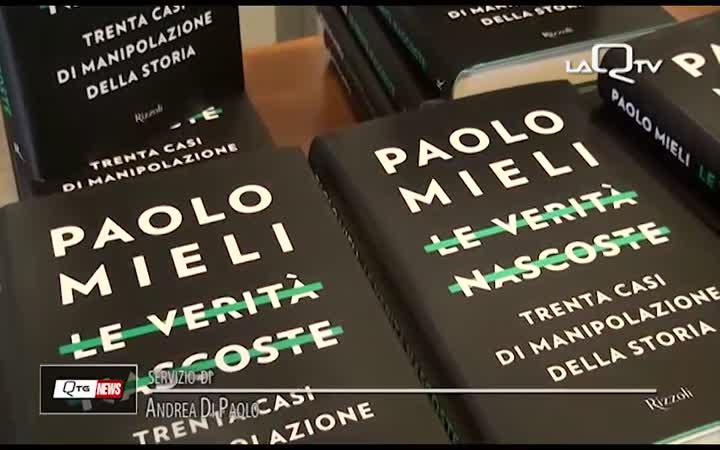 PAOLO MIELI A L'AQUILA PER LE VERITA' NASCOSTE