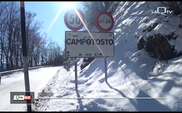 CAMPOTOSTO: NUOVA CHIESA E VOGLIA DI COMUNITÀ