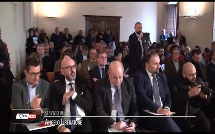 CAPITALE ITALIANA DELLA CULTURA: SINERGIA L'AQUILA-ASCOLI PICENO