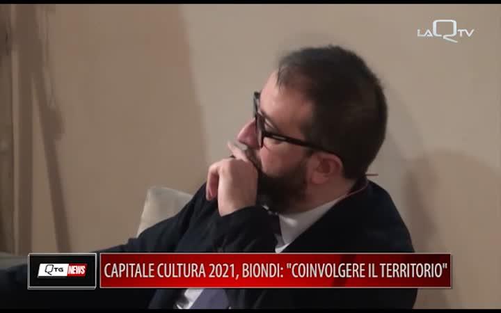 L'Aquila capitale italiana della cultura 2021: al via le iniziative per la candidatura