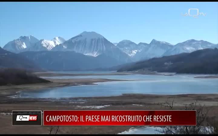CAMPOTOSTO: IL PAESE MAI RICOSTRUITO CHE RESISTE