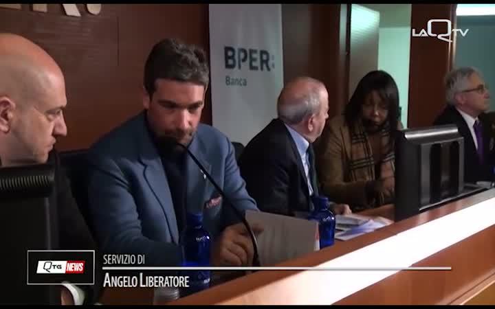 L'AQUILA: UNA TAVOLA ROTONDA SU MALDICENZA E VINO