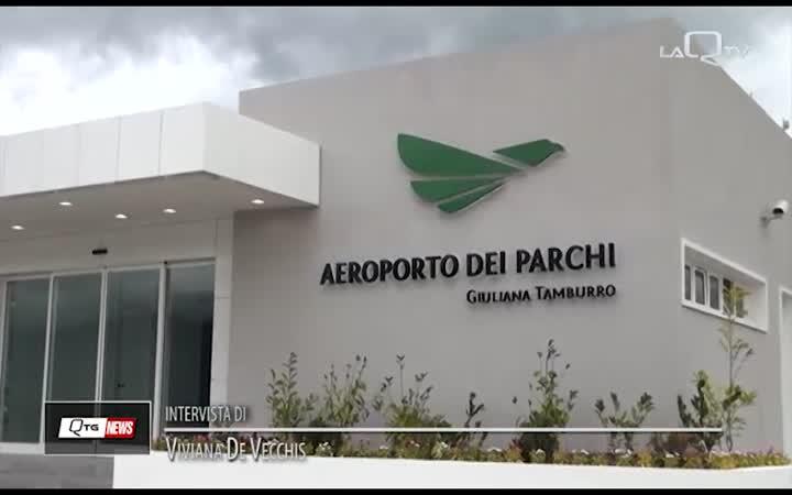 AEROPORTO PARCHI: GESTIONE ALLA SUNRISE AVIATION
