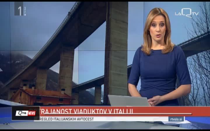 LA A24 ED IL GRAN SASSO ALLA TV DI STATO SLOVENA