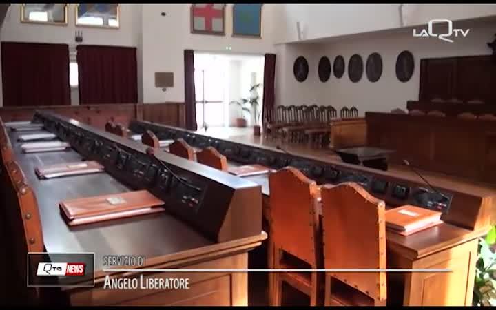 L'AQUILA, NO NUMERO LEGALE: SALTA L'ASSISE CIVICA