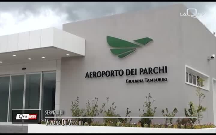 AEROPORTO PARCHI: SPORT DI VOLO E FORMAZIONE