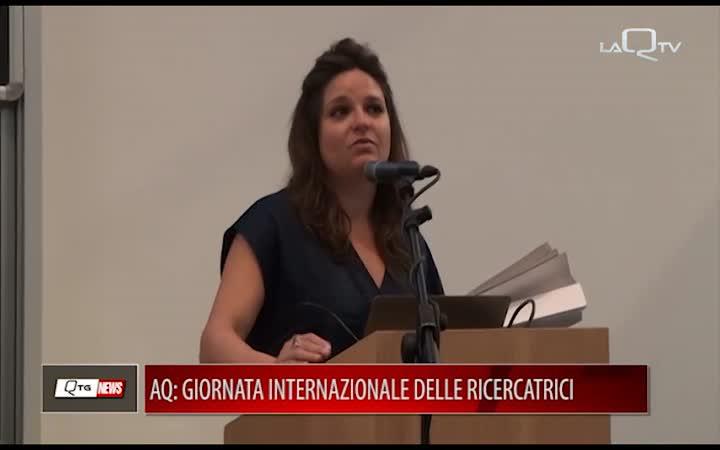 AQ: GIORNATA INTERNAZIONALE DELLE RICERCATRICI
