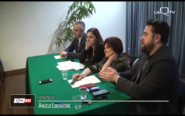 SCUOLA: IL VICE MINISTRO ANNA ASCANI A L'AQUILA