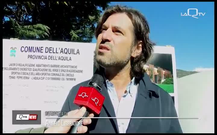 PIERPAOLO PIETRUCCI TORNA IN REGIONE:
