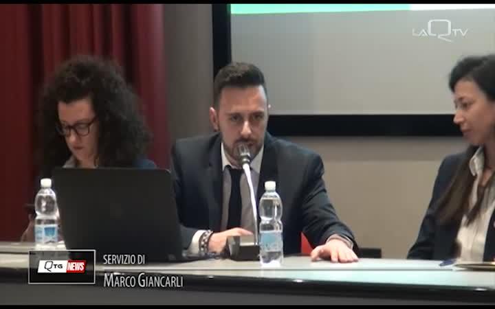 La Lega italiana sbandieratori a L'Aquila