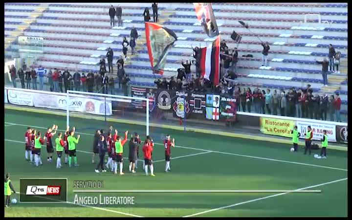 L'AQUILA, POKER IN RIMONTA AL MOSCIANO: FINISCE 4-1