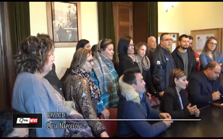 OSS DELLA ASL DI LANCIANO VASTO CHIETI SENZA LAVORO