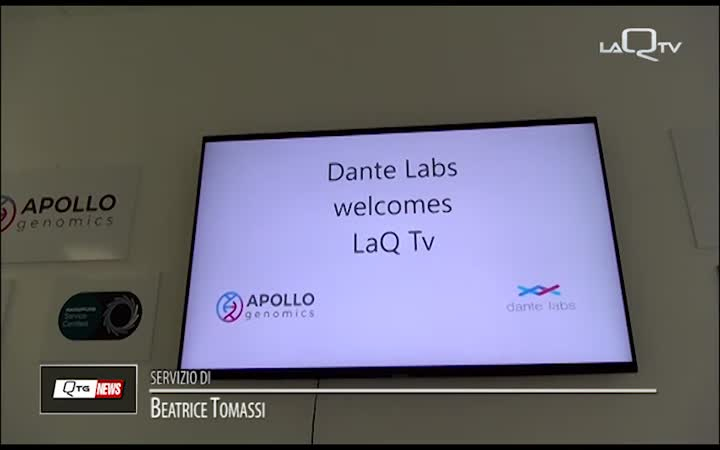 L'AQUILA: VIAGGIO ALL'INTERNO DEL DANTE LABS