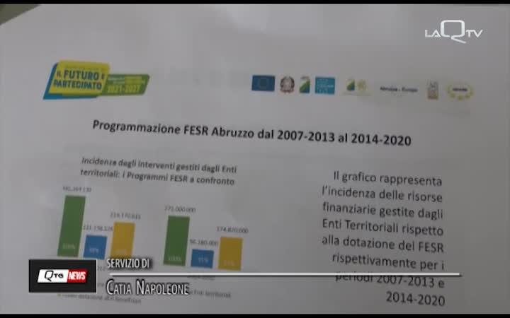 REGIONE E COMUNI INSIEME, UN FUTURO PARTECIPATO