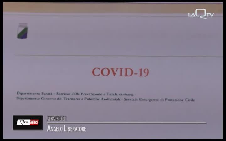 COVID-19: IN ABRUZZO GUARDIA ALTA MA NIENTE PSICOSI