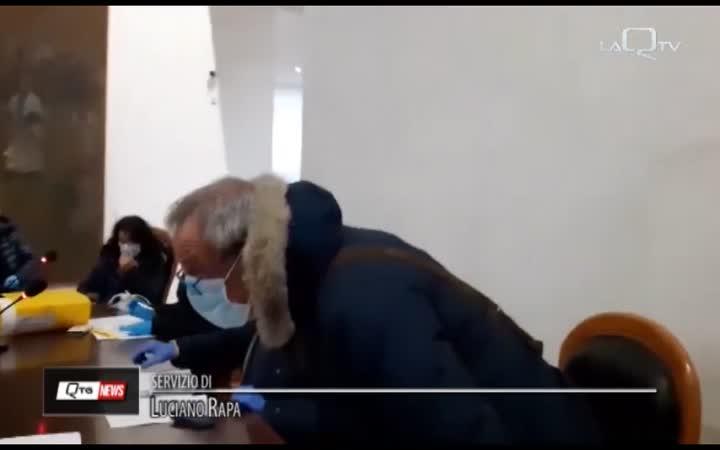 IERI IL CONSIGLIO COMUNALE A FRANCAVILLA