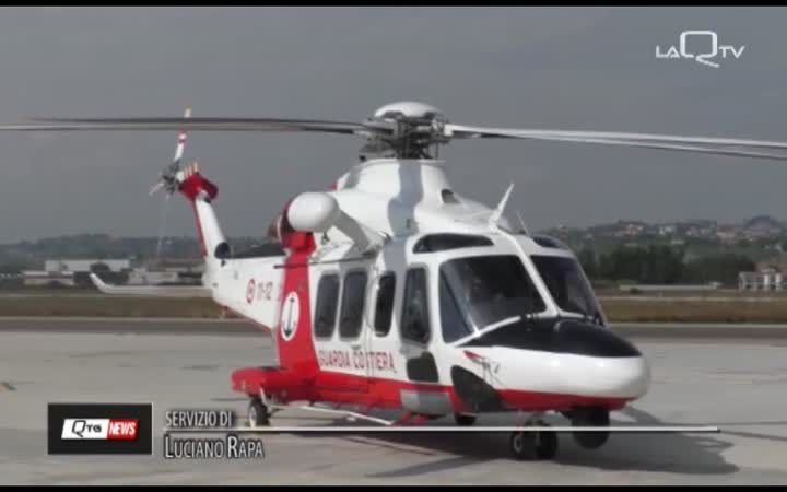 AEREO GUARDIA COST. TRASPORTA MASCHERINE AL SUD