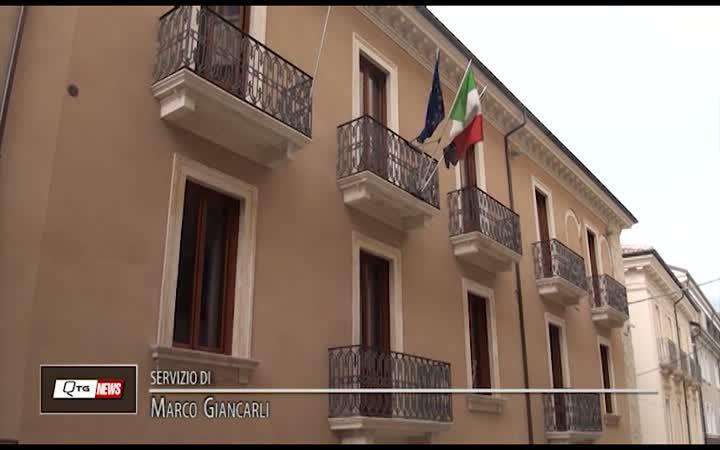 GESTIONE E RECUPERO DEL PATRIMONIO CULTURALE: ACCORDO MIBACT - COMUNE DELL'AQUILA