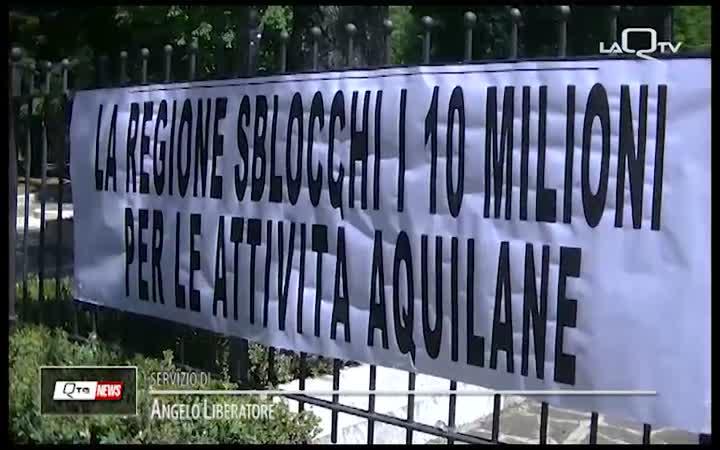 FONDI RESTART: L'OPPOSIZIONE CIVICA AQUILANA ALL'EMICICLO