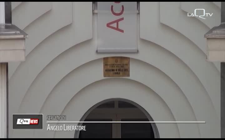 ACCADEMIA DI BELLE ARTI DELL'AQUILA TRA COVID E RIPARTENZA