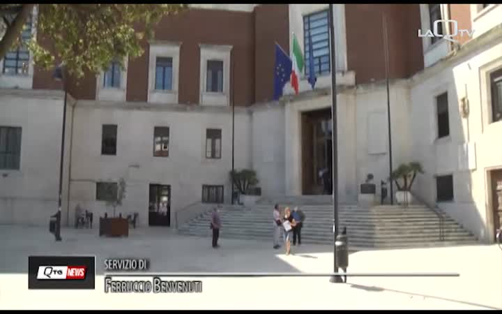 PESCARA: AL LAVORO PER RIAPRIRE LE SCUOLE IL 14 SETTEMBRE