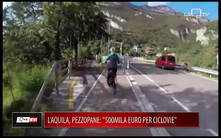 L'AQUILA, PEZZOPANE: