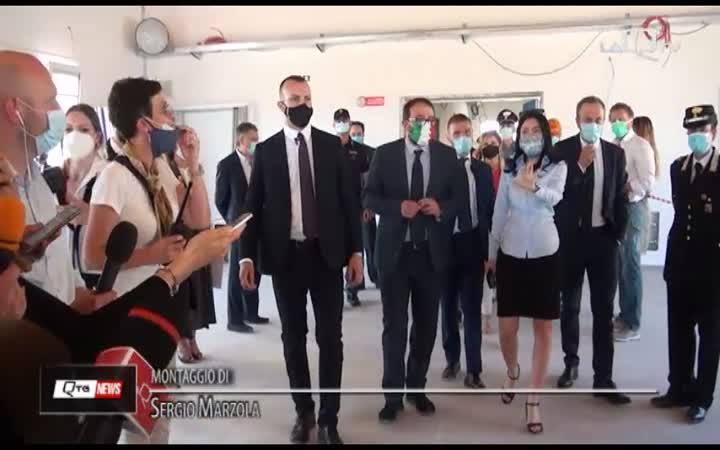 AZZOLINA: RIPARTENZA SCUOLE OBIETTIVO DEL PAESE