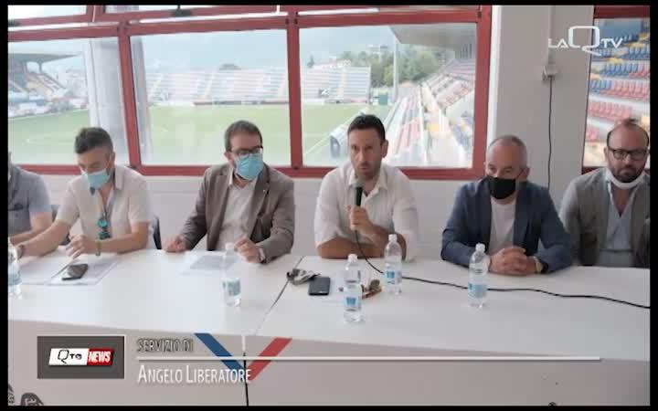 L'AQUILA 1927: VIA ALLA STAGIONE 2020/2021
