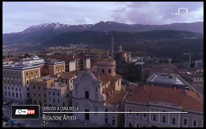 COVID, L'AQUILA: UN CASO DI CONTAGIO DOPO 2 MESI