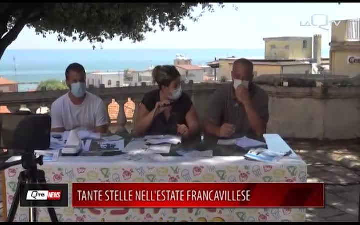 TANTE STELLE NELL'ESTATE FRANCAVILLESE