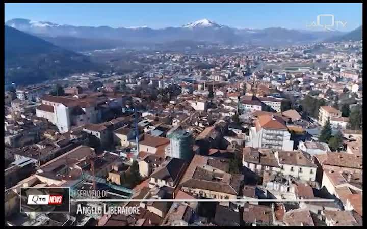 RICOSTRUZIONE: INTERDITTIVA ANTIMAFIA DELLA PREFETTURA DELL'AQUILA