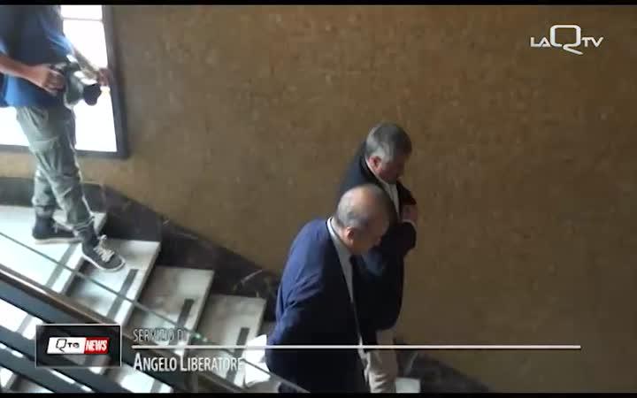 RICOSTRUZIONE: IL SOTTOSEGRETARIO MIT TRAVERSI A L'AQUILA