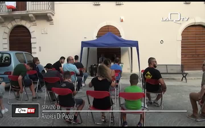 AQ, FONTANA PRESENTA I MONDIALI DI ITALIA 90