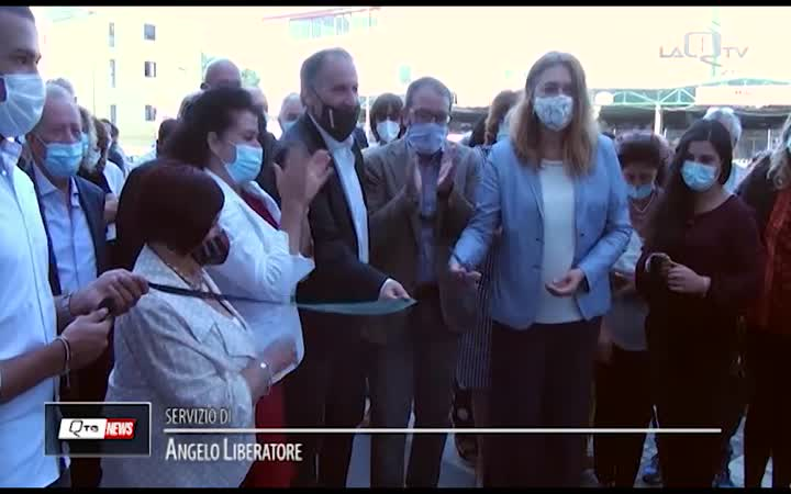 L'AQUILA: NUOVA SEDE PER L'O.P.I. PROVINCIALE