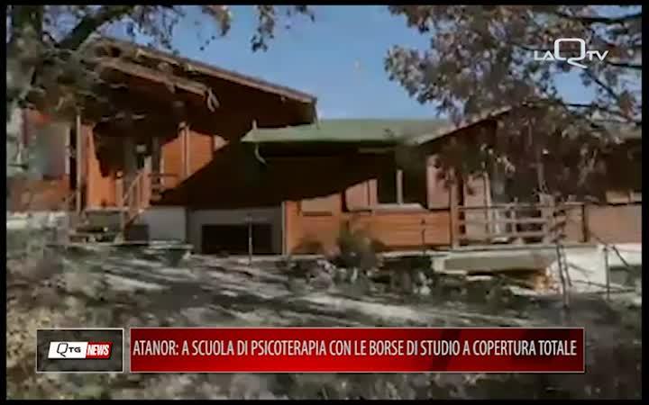 ATANOR: A SCUOLA DI PSICOTERAPIA CON LE BORSE DI STUDIO A COPERTURA TOTALE