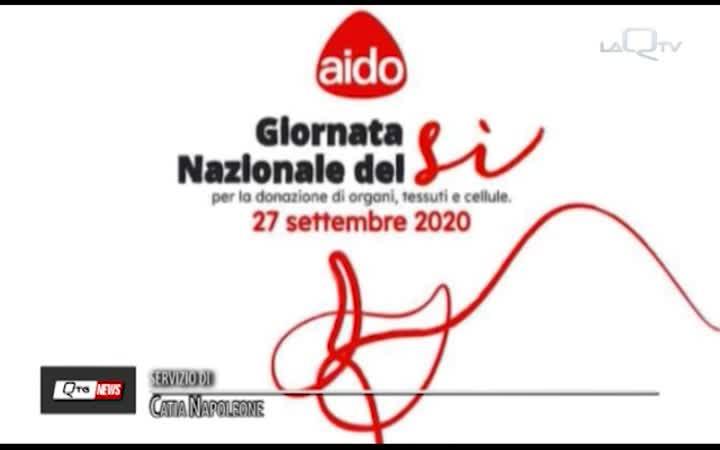 AIDO DOMENICA 27 SETTEMBRE IN TUTTE LE PIAZZE ITALIANE